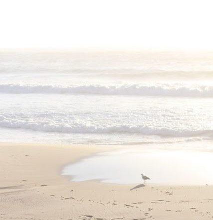 cuando lo infinito sueña a ser mar
