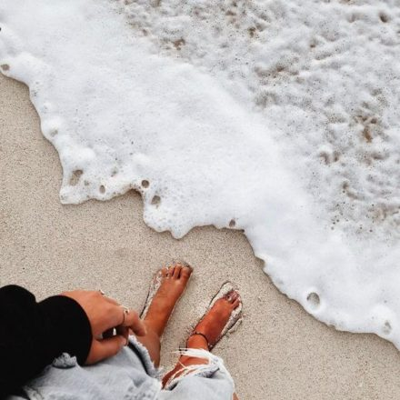 soñé con el mar toda la noche
